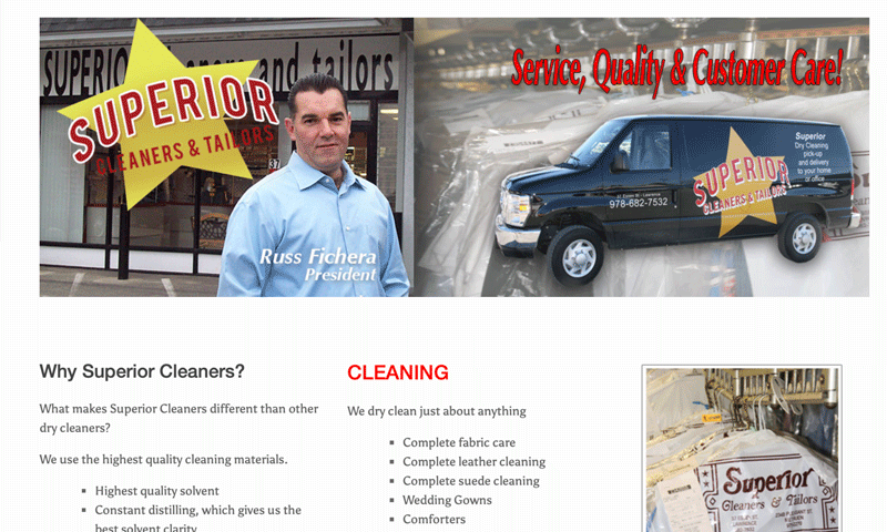 Superior Cleaners